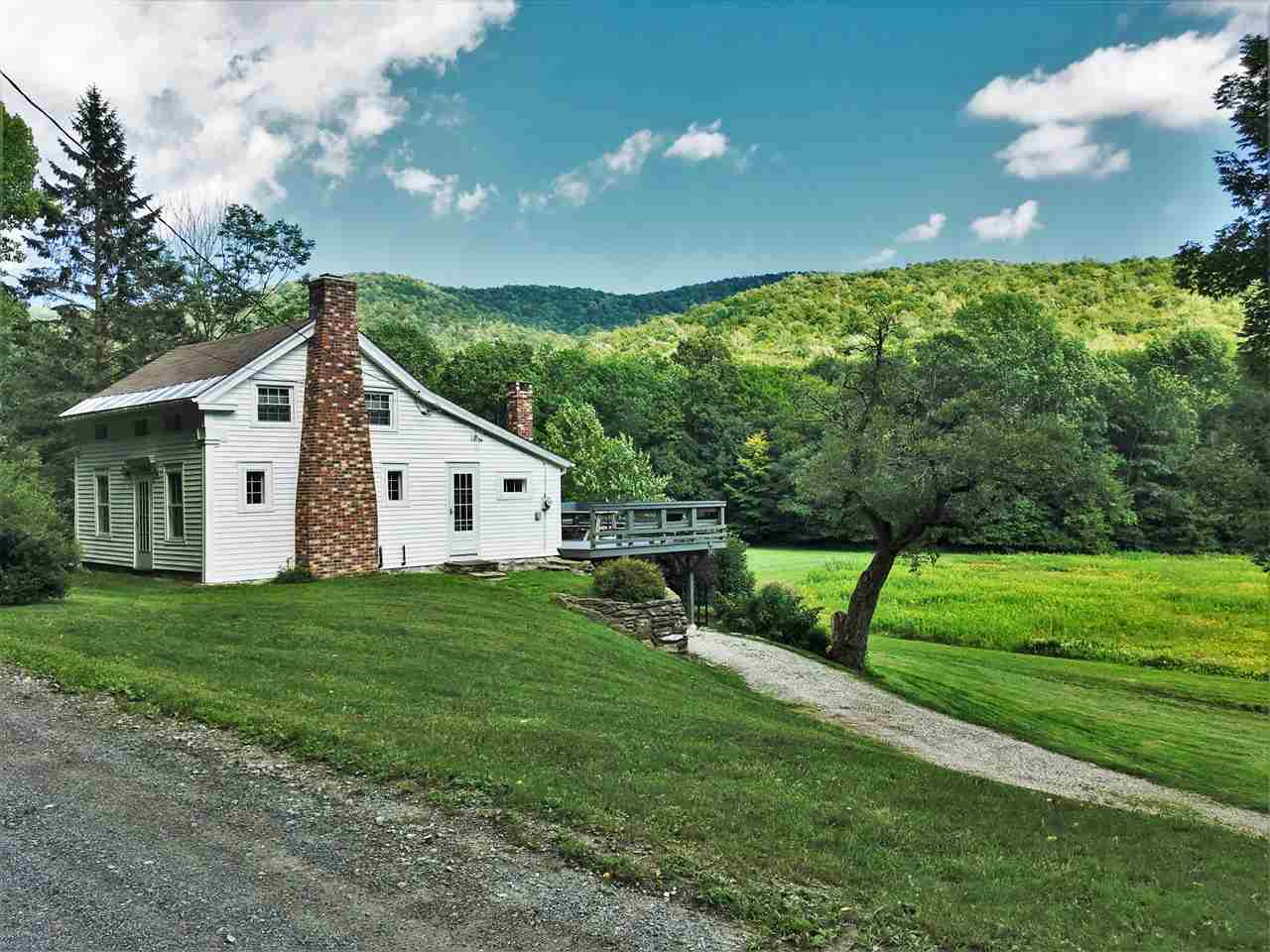 Shaftsbury VT Horse Farm | Property  on Little White Creek