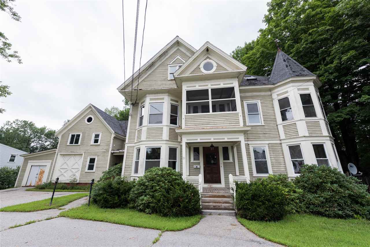 image of Concord NH  4 Unit Multi Family | sq.ft. 8833