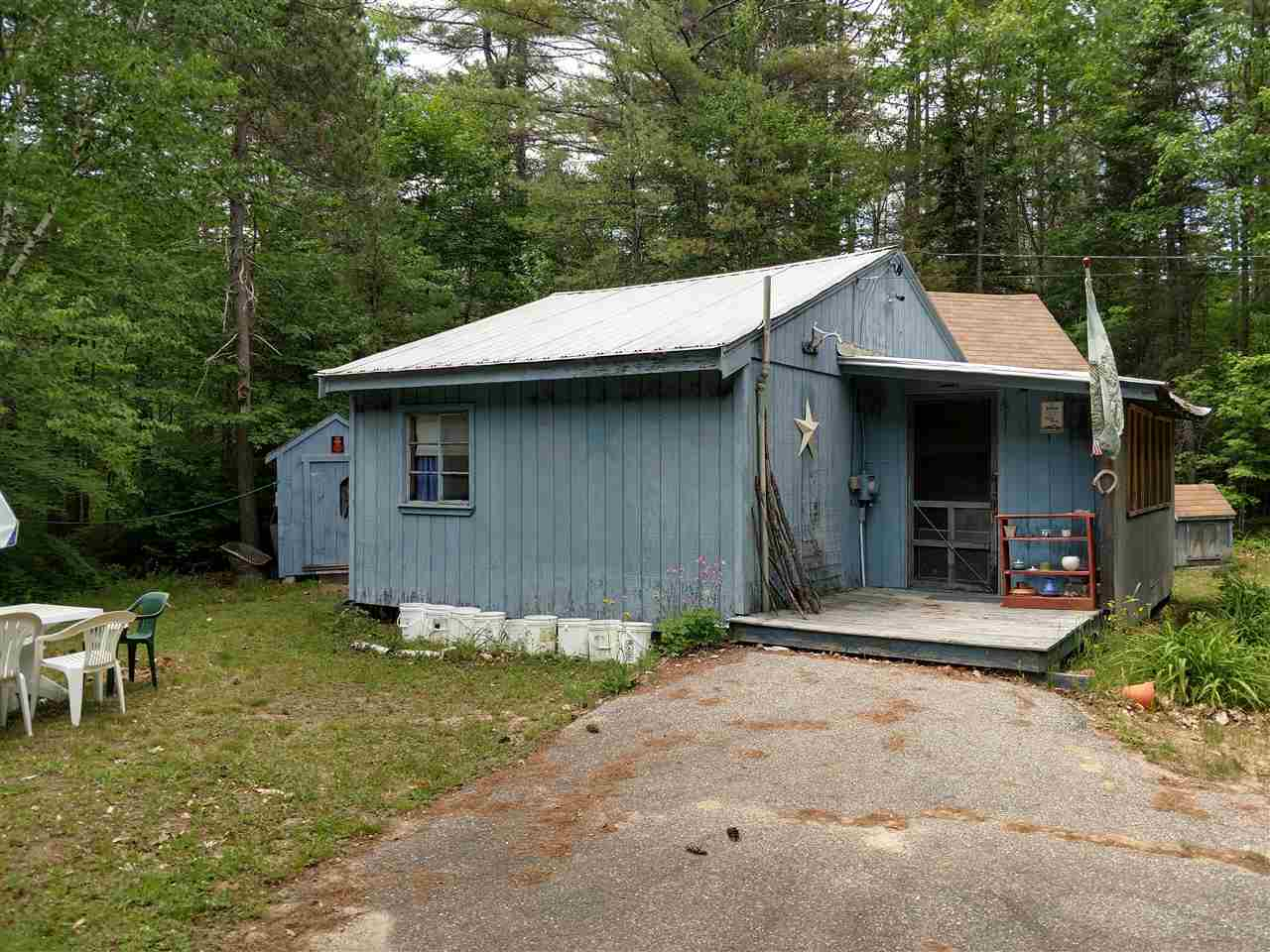 EFFINGHAM NH  Home for sale $99,900