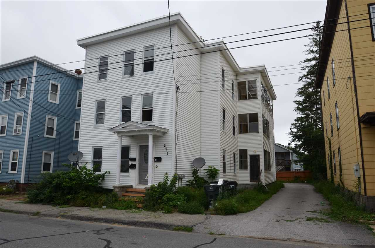 image of Manchester NH  3 Unit Multi Family | sq.ft. 5960