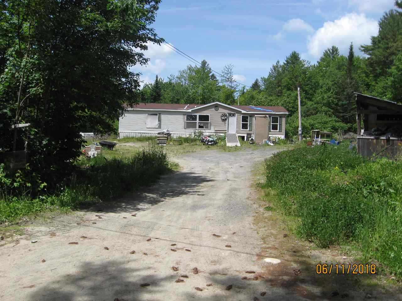 SPRINGFIELD NH Home for sale $$26,500 | $0 per sq.ft.