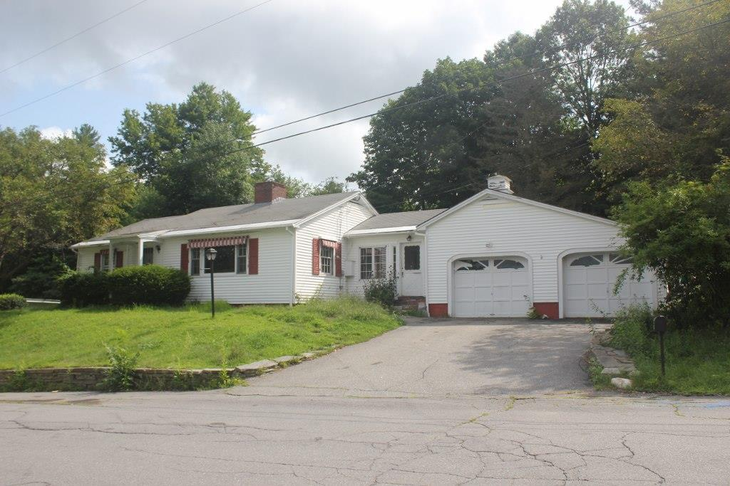 Springfield VT Home for sale $List Price is $125,000
