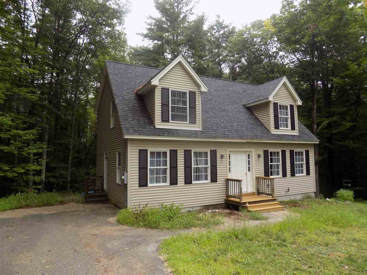 OSSIPEE NH  Home for sale $197,500