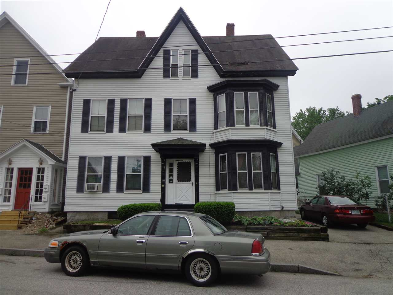 image of Manchester NH  3 Unit Multi Family | sq.ft. 4151