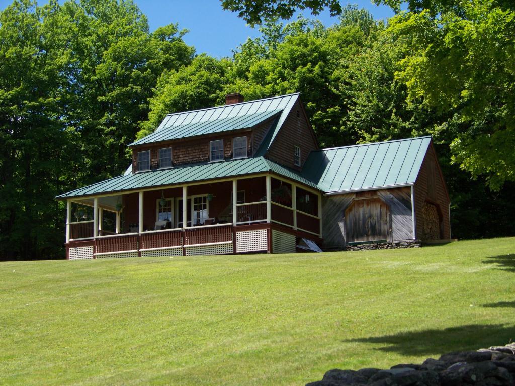 Bethel VTHorse Farm   Property