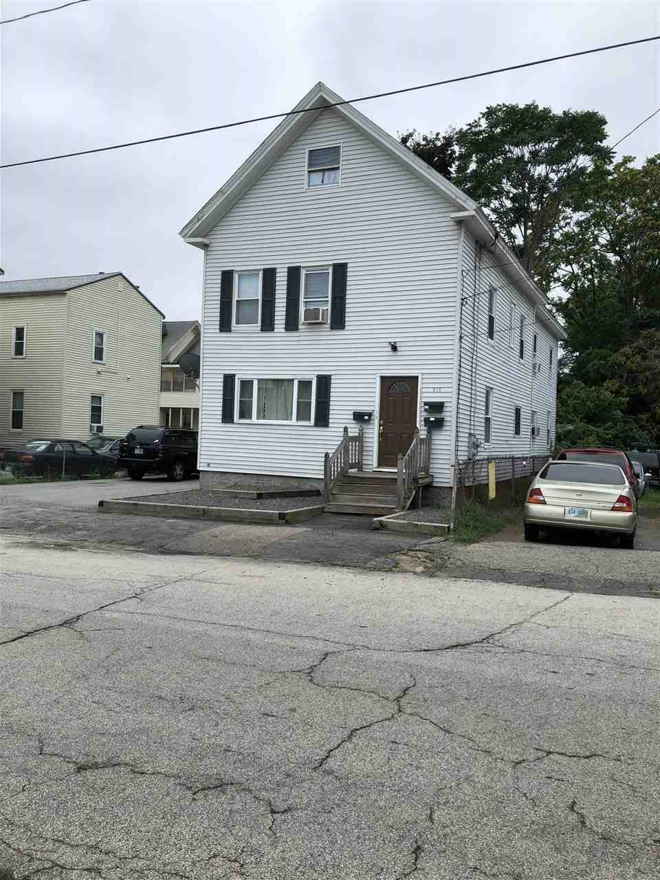 image of Manchester NH  2 Unit Multi Family | sq.ft. 3930