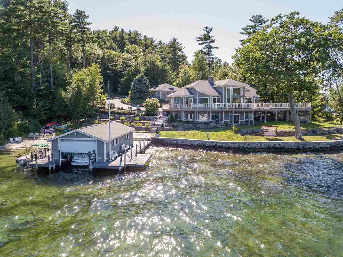 GILFORD NH Home for sale $2,849,000
