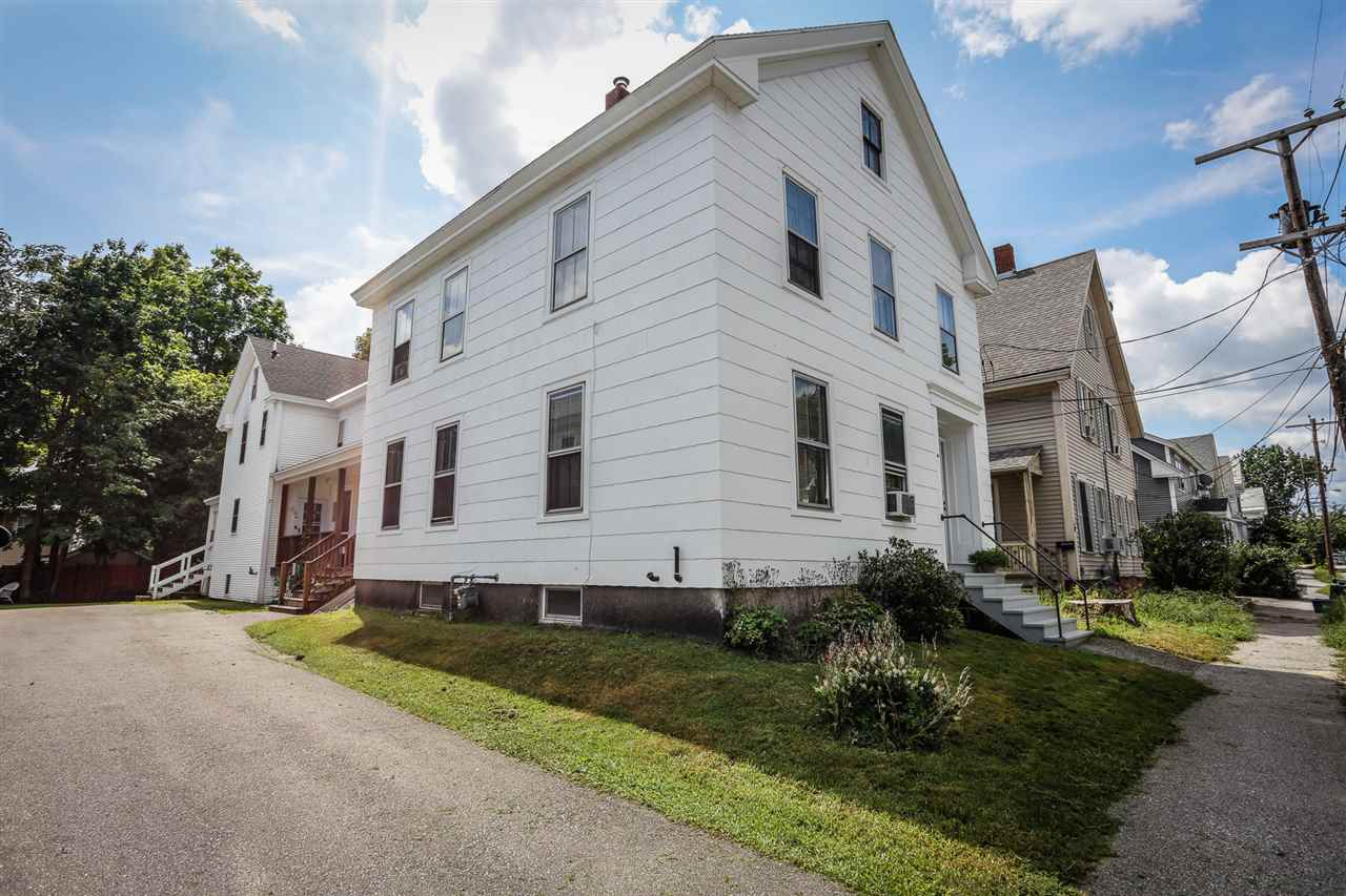 image of Concord NH  4 Unit Multi Family | sq.ft. 6243