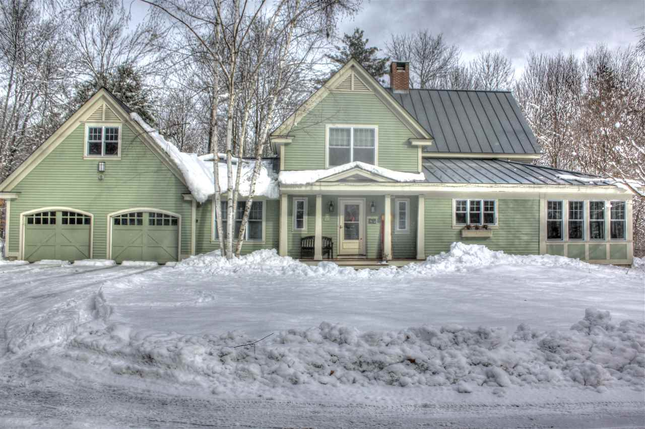 Village of Quechee in Town of Hartford VTHome for sale $List Price is $549,000