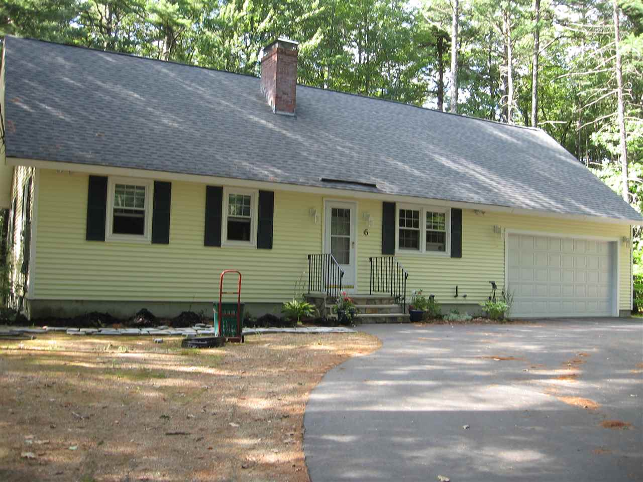 VILLAGE OF CENTER OSSIPEE IN TOWN OF OSSIPEE NH Home for sale $266,000