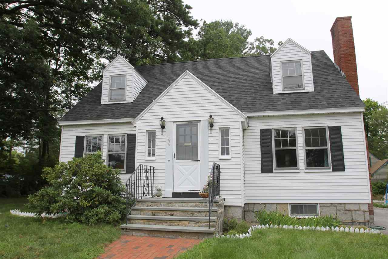 MANCHESTER NH Home for sale $$225,000 | $165 per sq.ft.