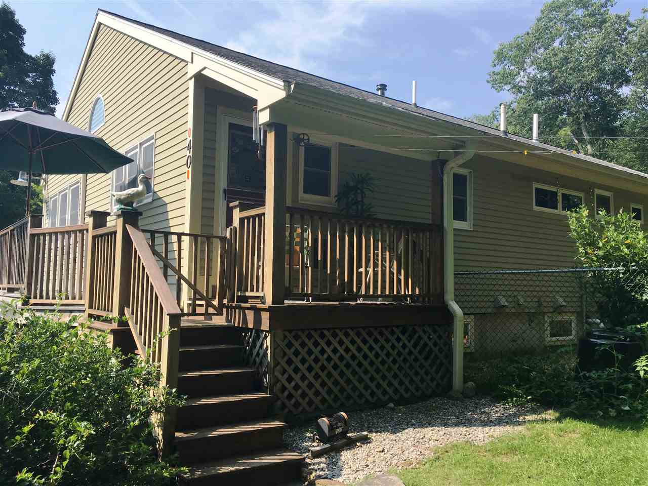 Photo of 40 Thurston Pond Road Deerfield NH 03037