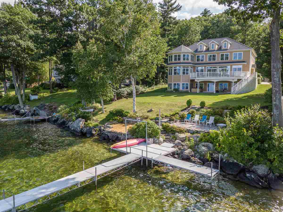 GILFORD NH  Home for sale $2,650,000