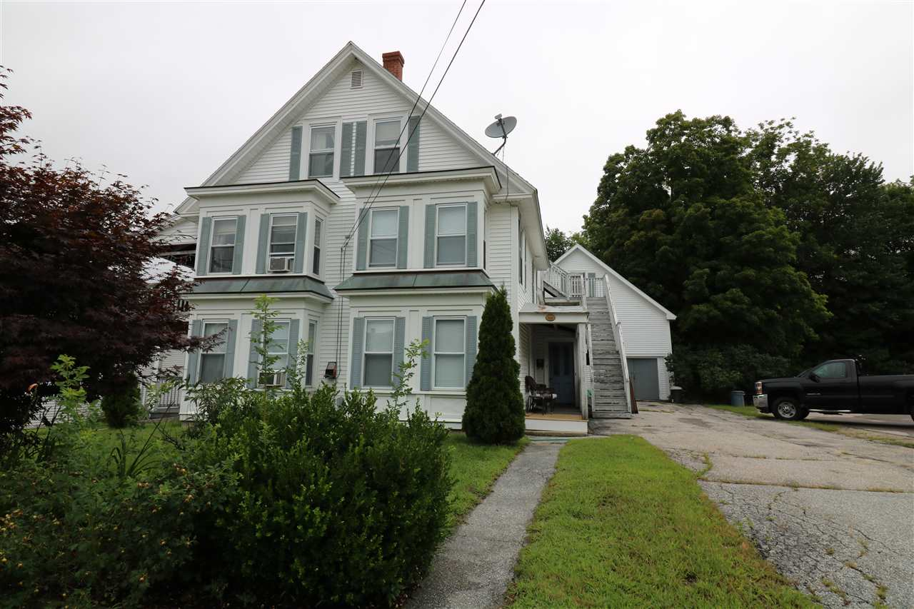 Jaffrey NH Multi Family for sale $List Price is $245,000
