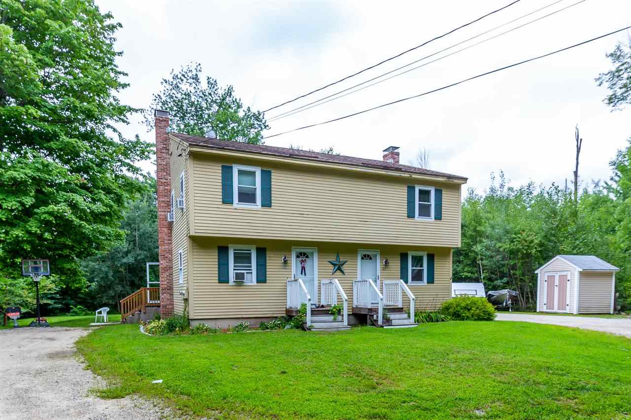 Milford NH Multi Family for sale $List Price is $309,900