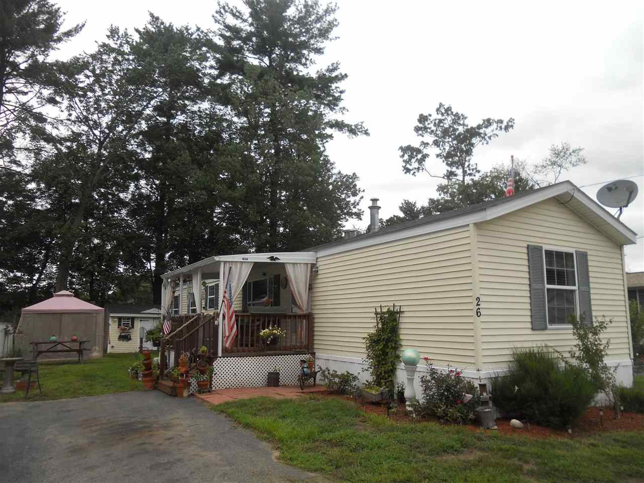 Salem NHMobile-Manufacured Home for sale $List Price is $123,000