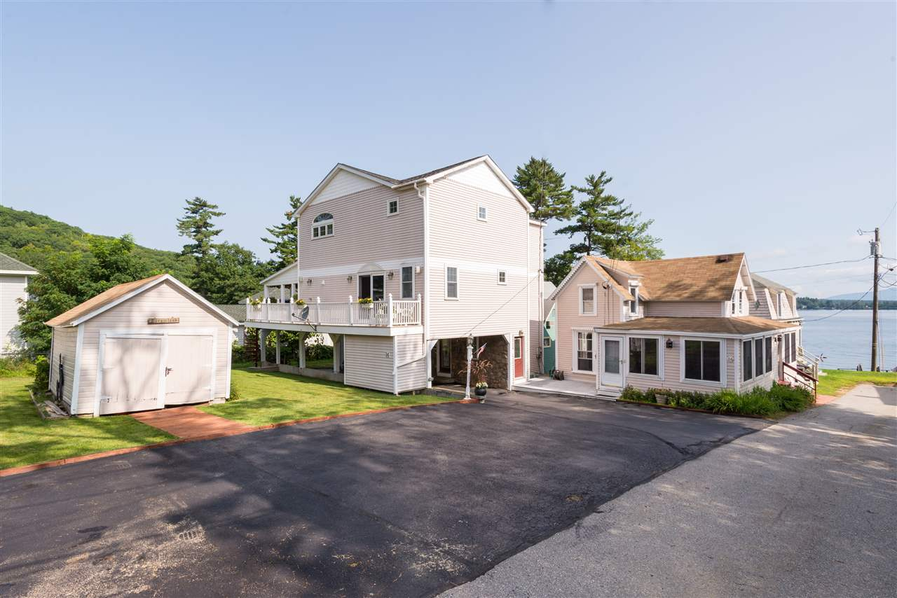 VILLAGE OF WEIRS BEACH IN TOWN OF LACONIA NH Home for sale $595,000