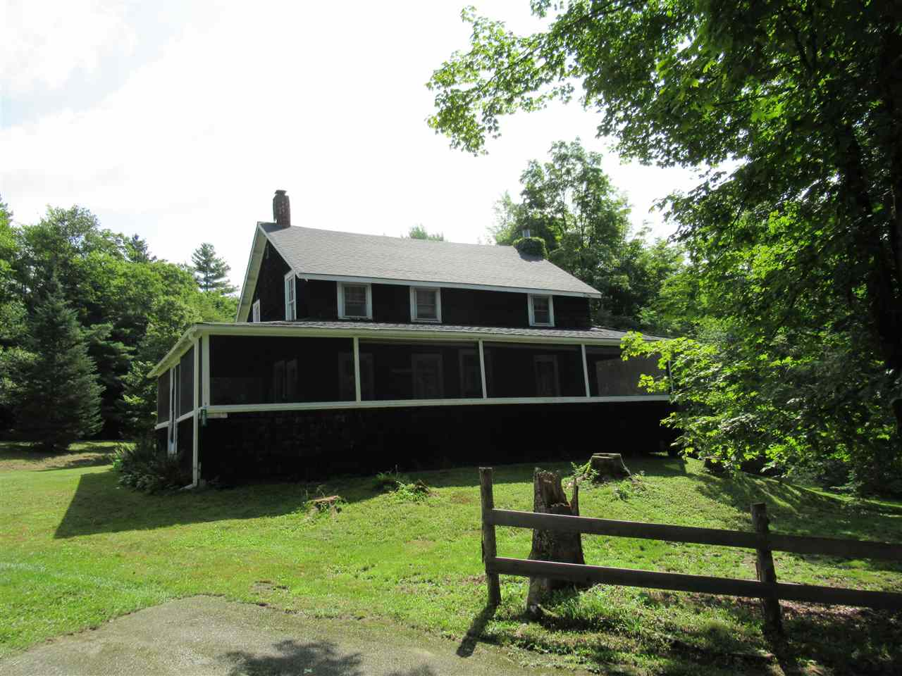 Chittenden VTHorse Farm   Property