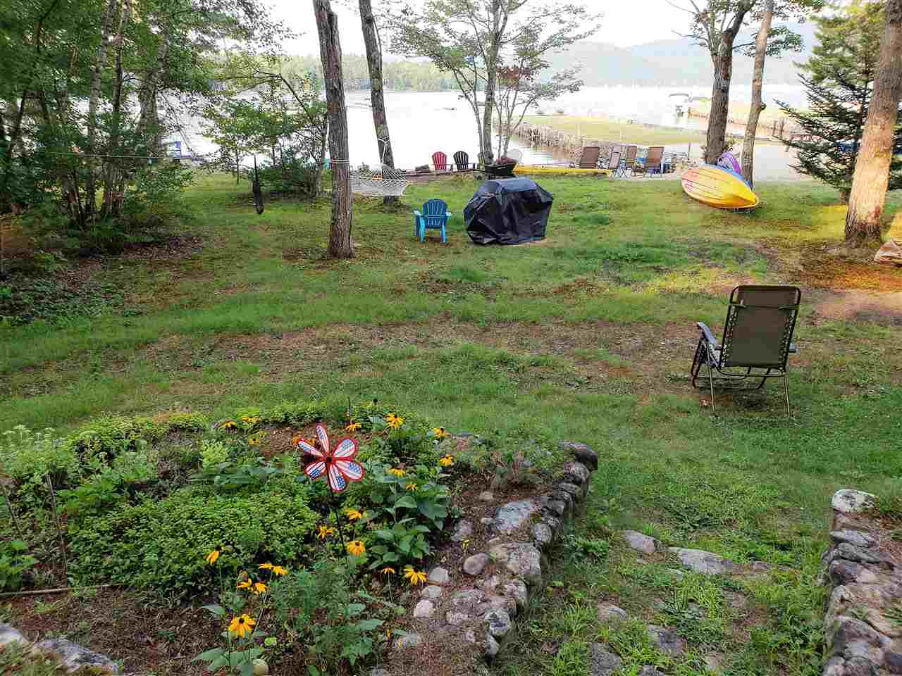 BRIDGEWATER NH Lake House for sale $$525,000 | $713 per sq.ft.