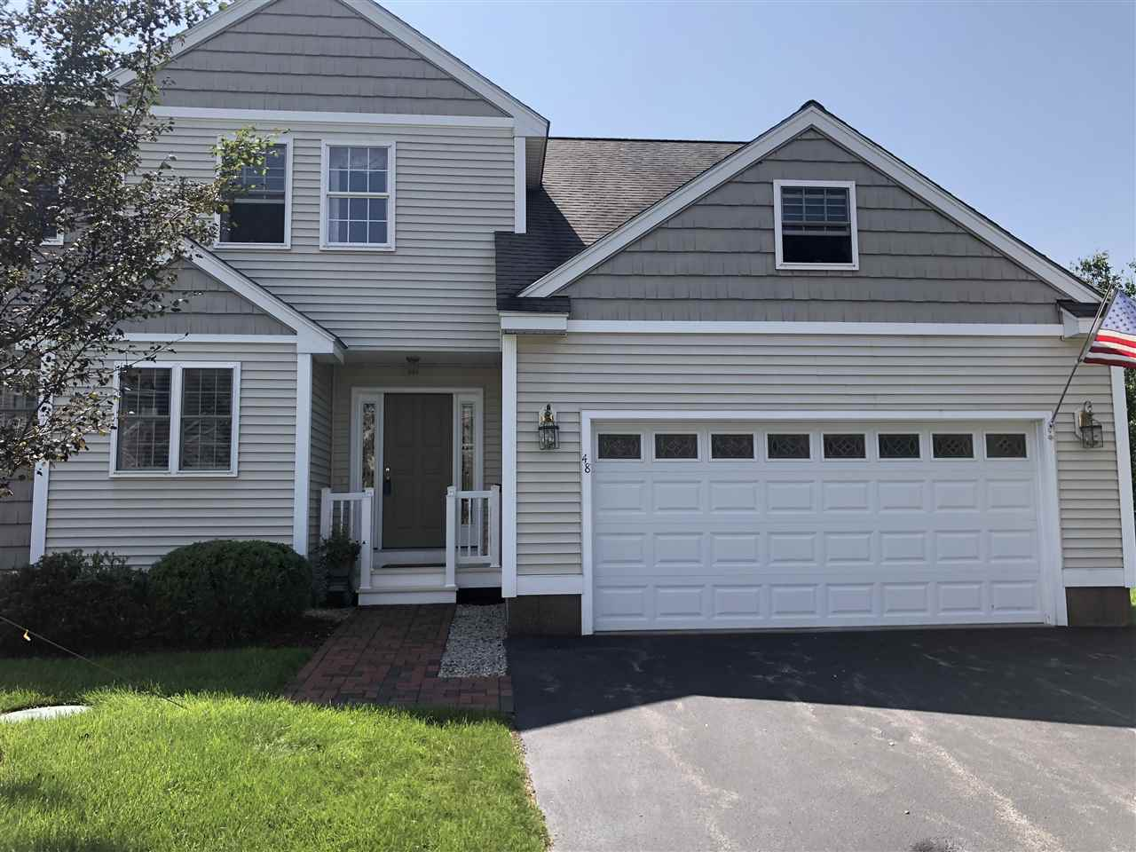 Hollis NH Condo for sale $List Price is $349,900
