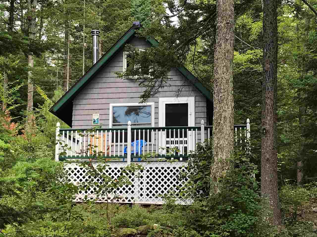 WASHINGTON NH Lake House for sale $$174,900 | $220 per sq.ft.