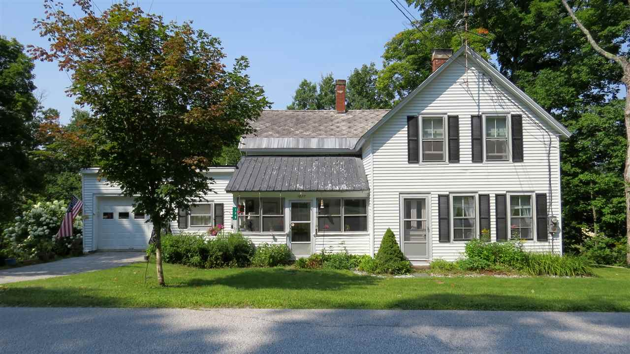 VILLAGE OF BELMONT IN TOWN OF MOUNT HOLLY VT Home for sale $$169,000 | $105 per sq.ft.