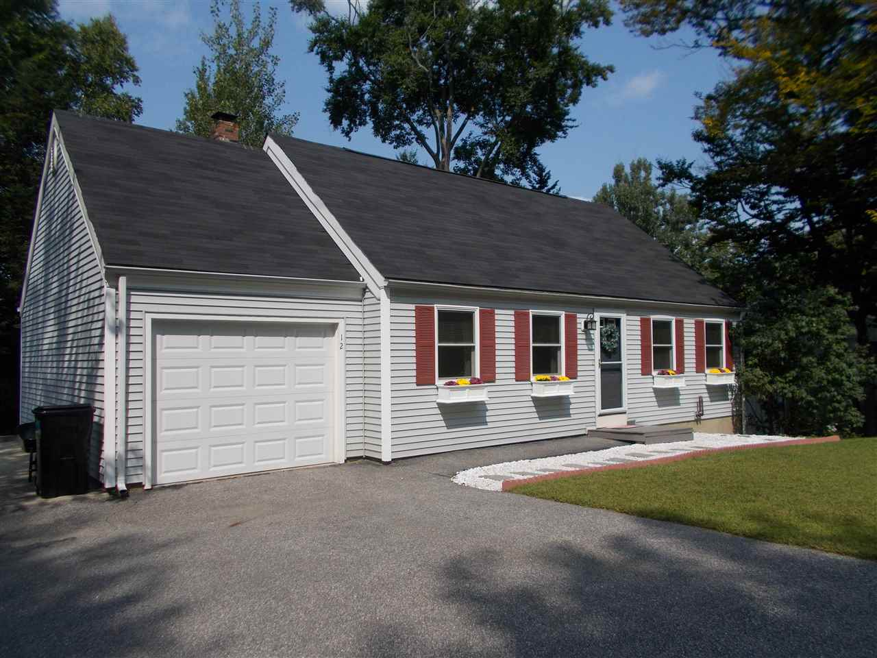 CLAREMONT NH Home for sale $$156,500 | $124 per sq.ft.