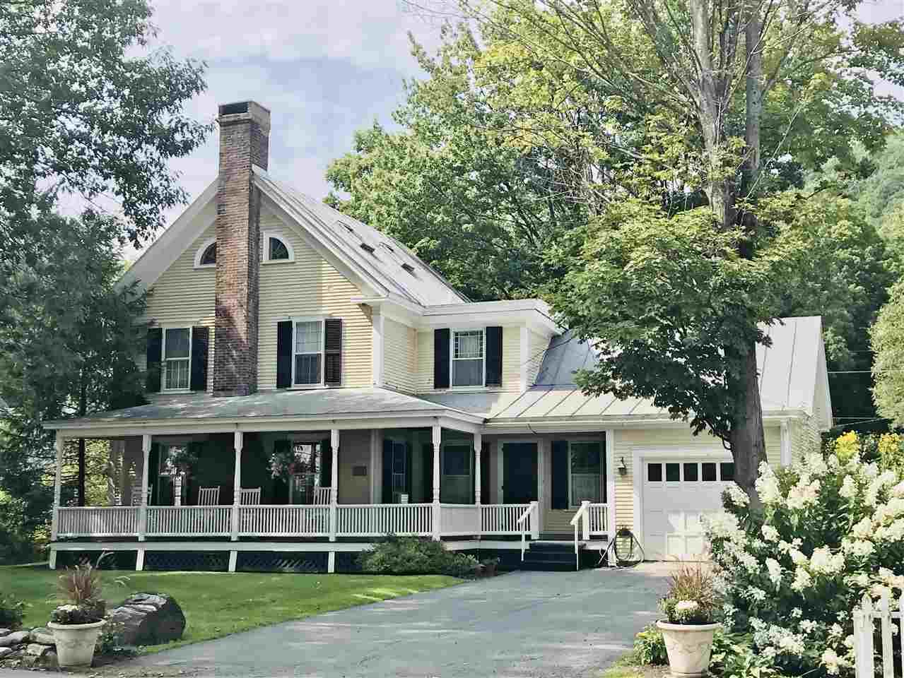 Woodstock VT Home for sale $List Price is $535,000