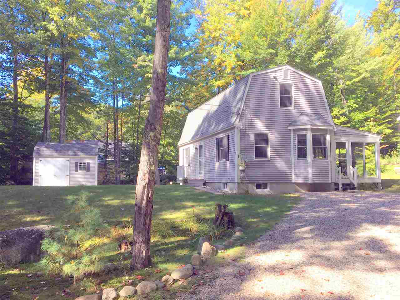 WOLFEBORO NH  Home for sale $279,000