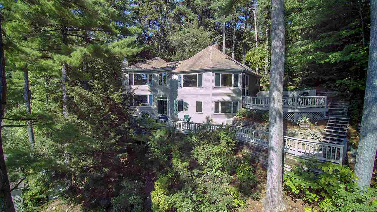 MLS 4715425: 456 Sewall Road, Wolfeboro NH