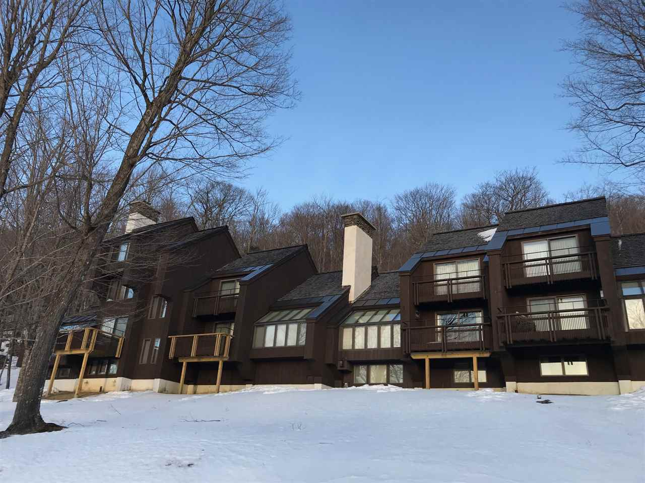 Plymouth VT Condo for sale $List Price is $125,000