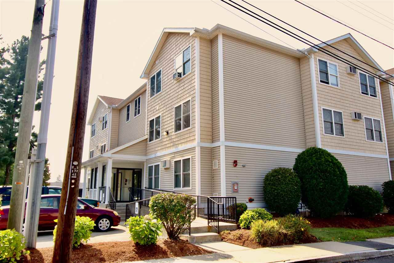 Nashua NH Condo for sale $List Price is $122,000