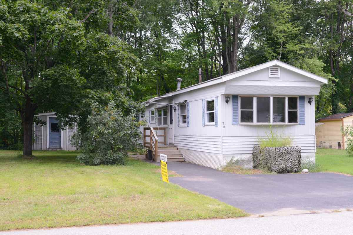 Concord NHMobile-Manufacured Home for sale $List Price is $24,000