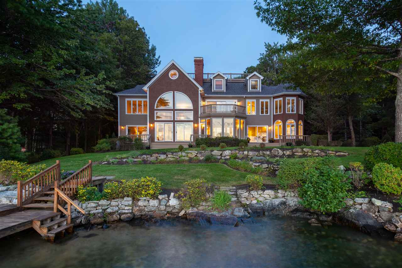 MOULTONBOROUGH NH  Home for sale $2,700,000