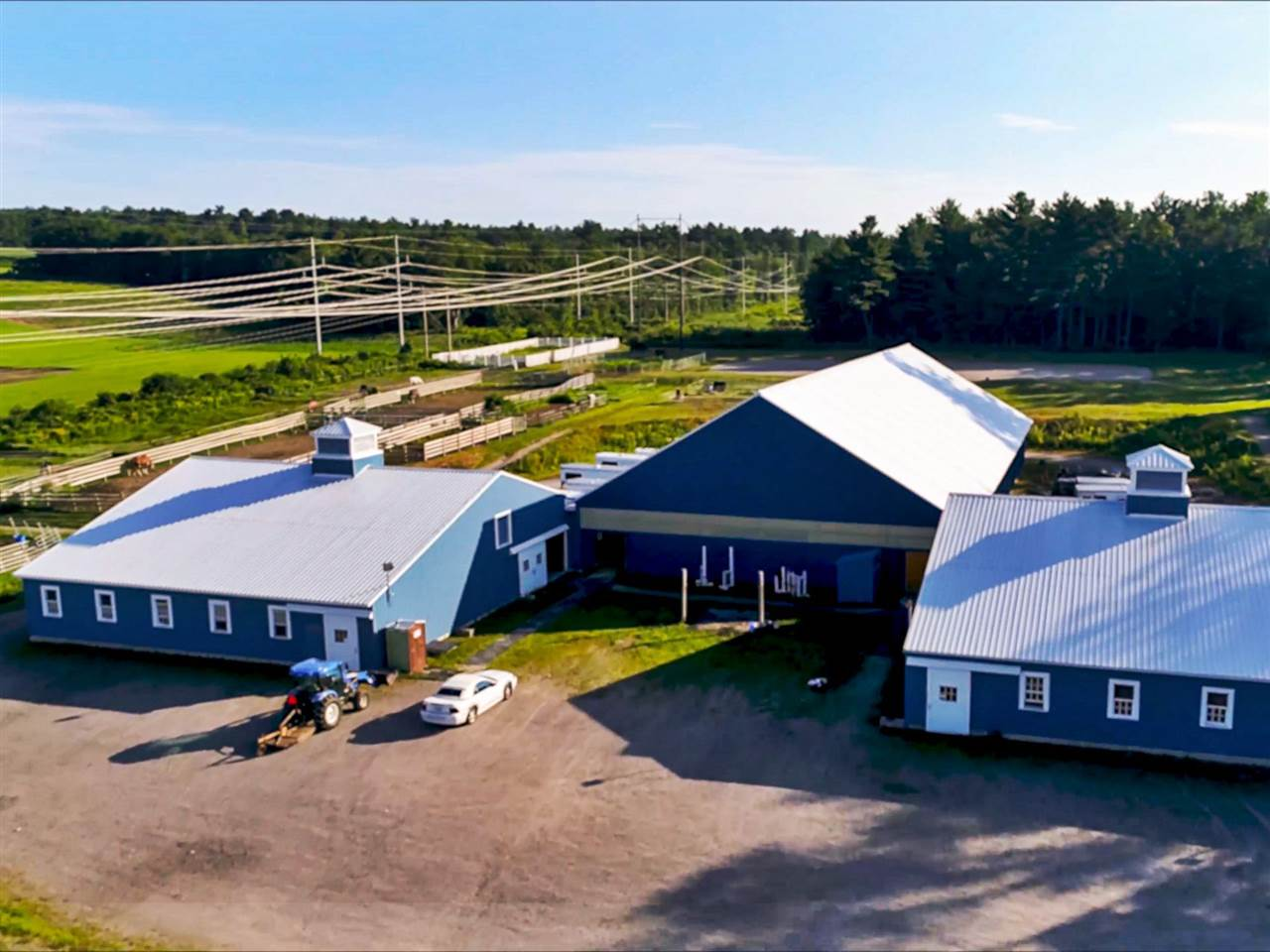 Derry NHHorse Farm | Property