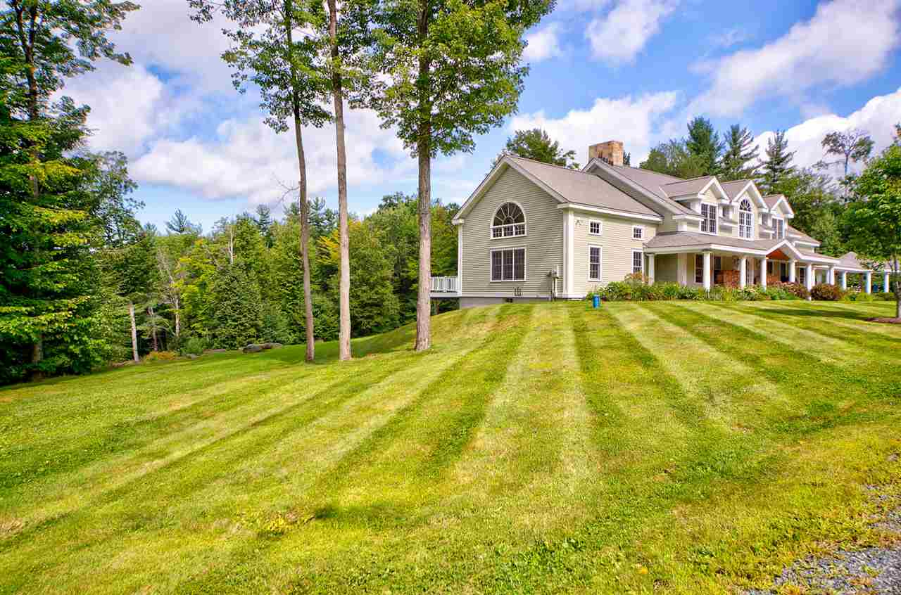 MLS 4716102: 495 Tigertown, Norwich VT