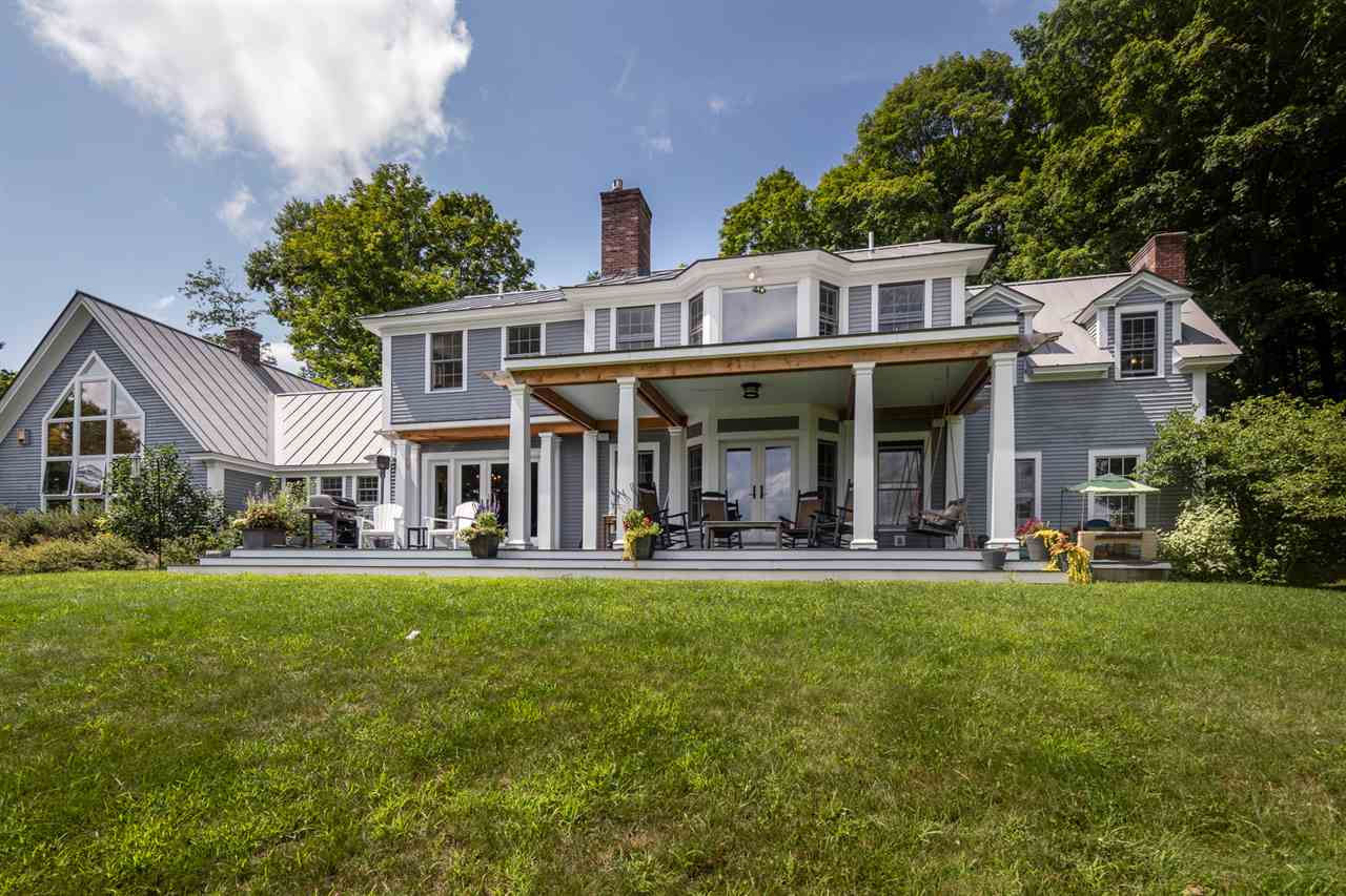 Pomfret VT Home for sale $List Price is $1,599,000