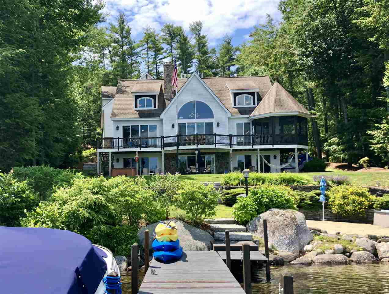 MEREDITH NH  Home for sale $2,450,000