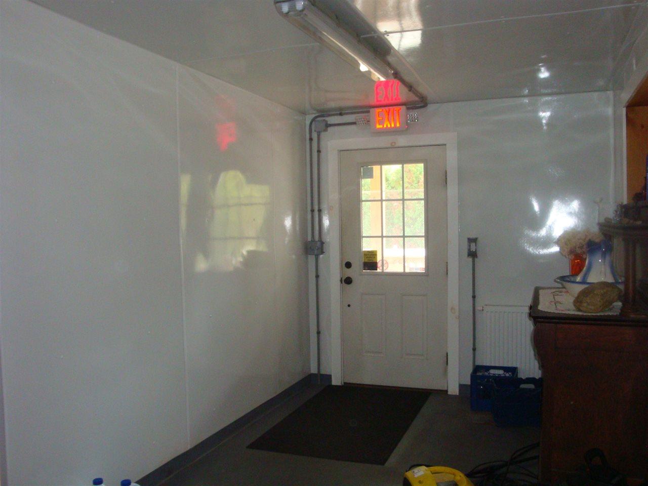 side door/mudroom
