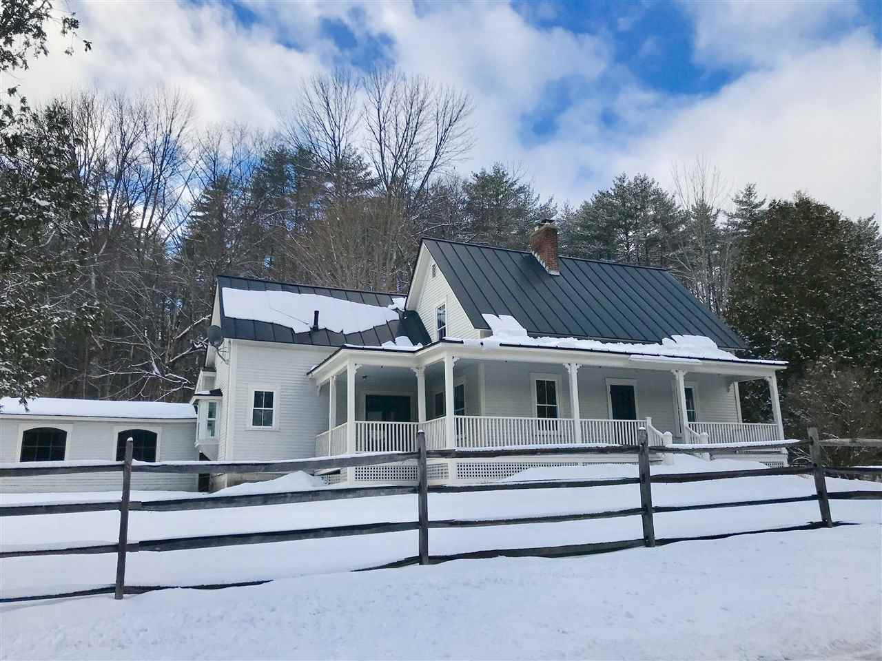 NORWICH VT Home for sale $$499,000 | $274 per sq.ft.