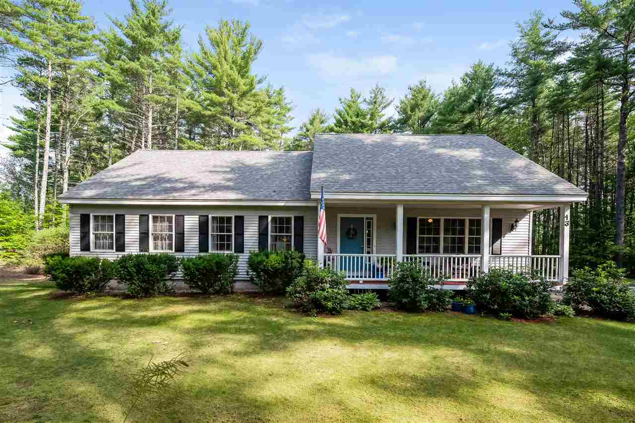 OSSIPEE NH  Home for sale $239,000