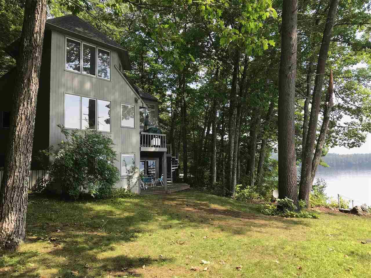 MLS 4716556: 473 Waukewan Road, Center Harbor NH