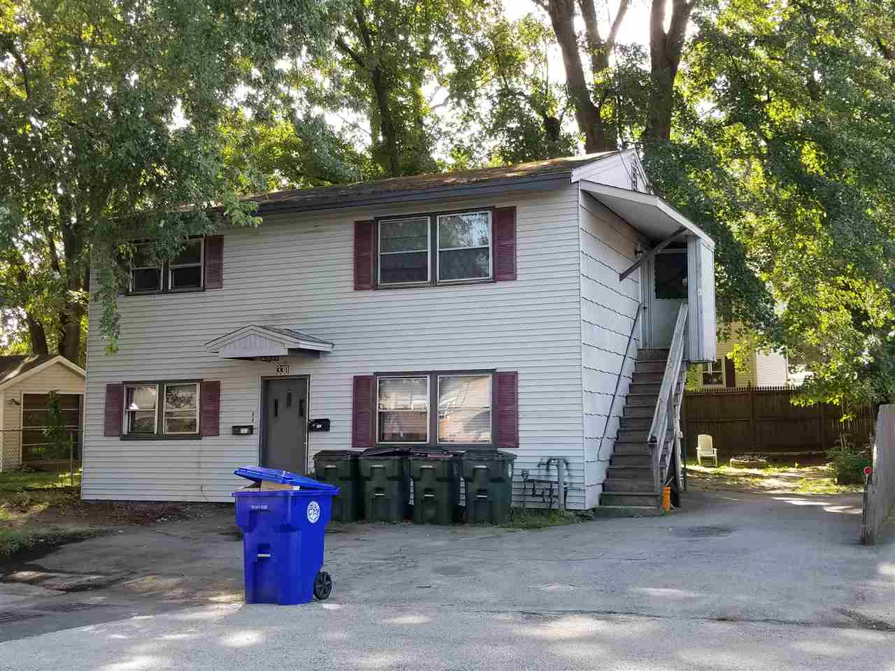 Manchester NH Multi Family for sale $List Price is $165,000