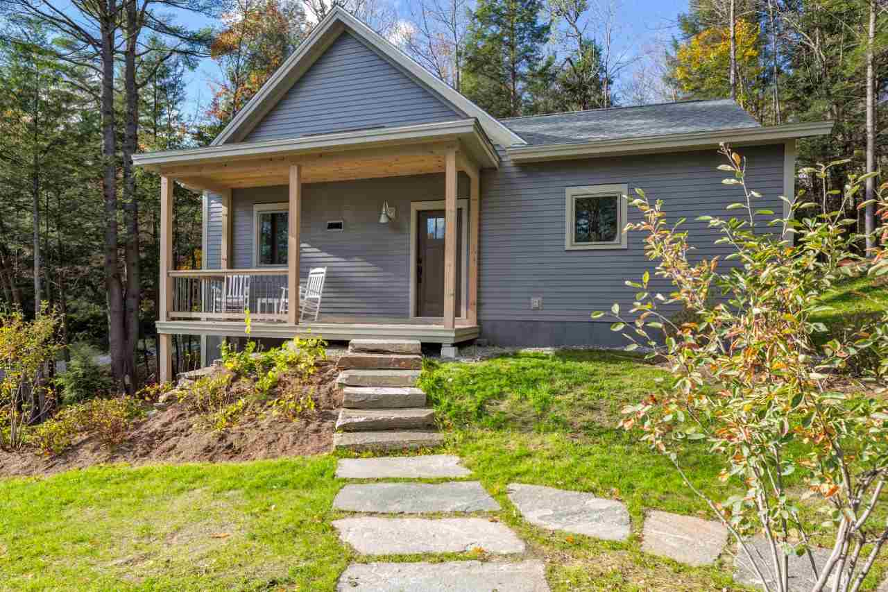Village of Quechee in Town of Hartford VT Home for sale $List Price is $449,000