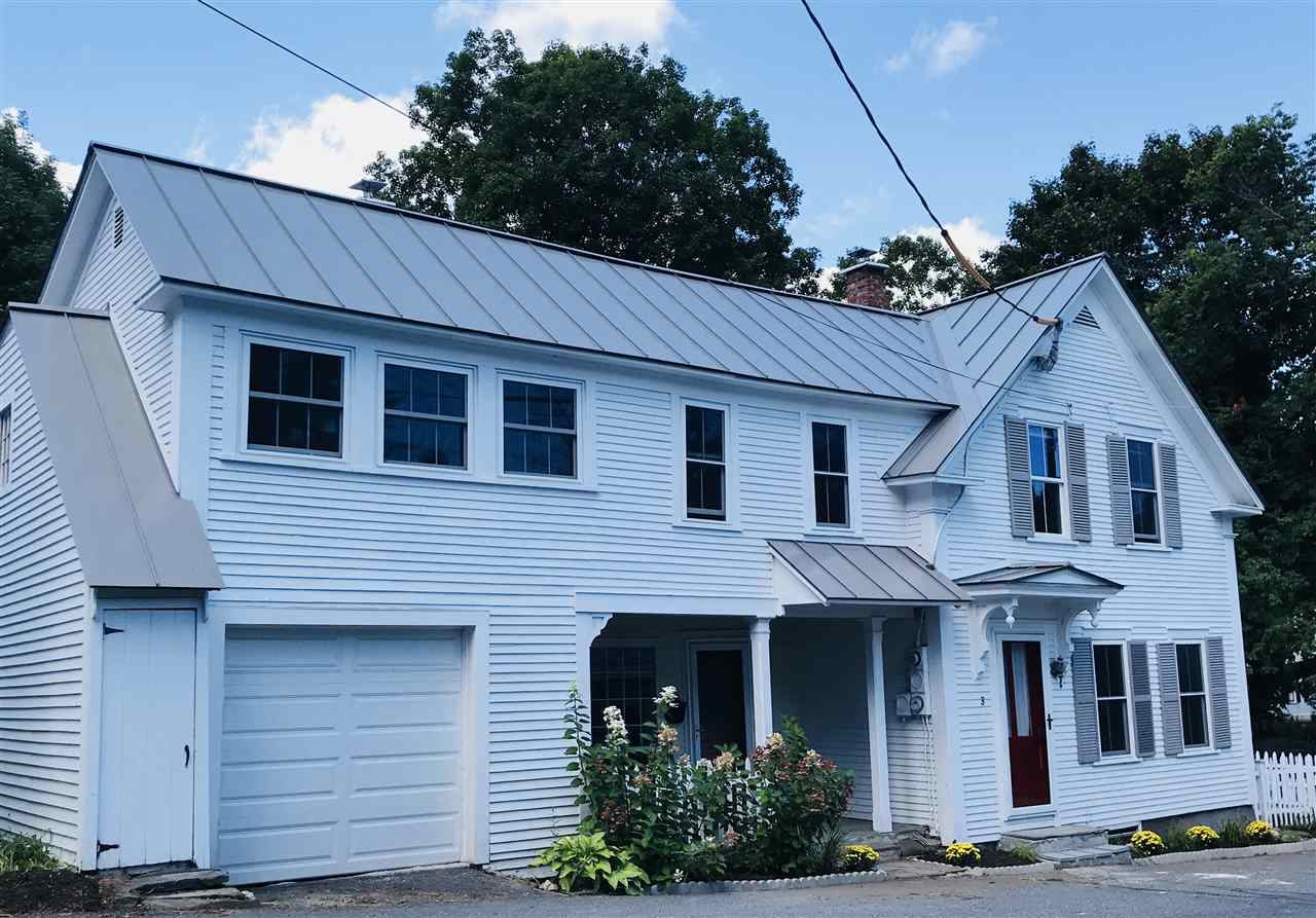 MLS 4716930: 3 Ford Street, Woodstock VT