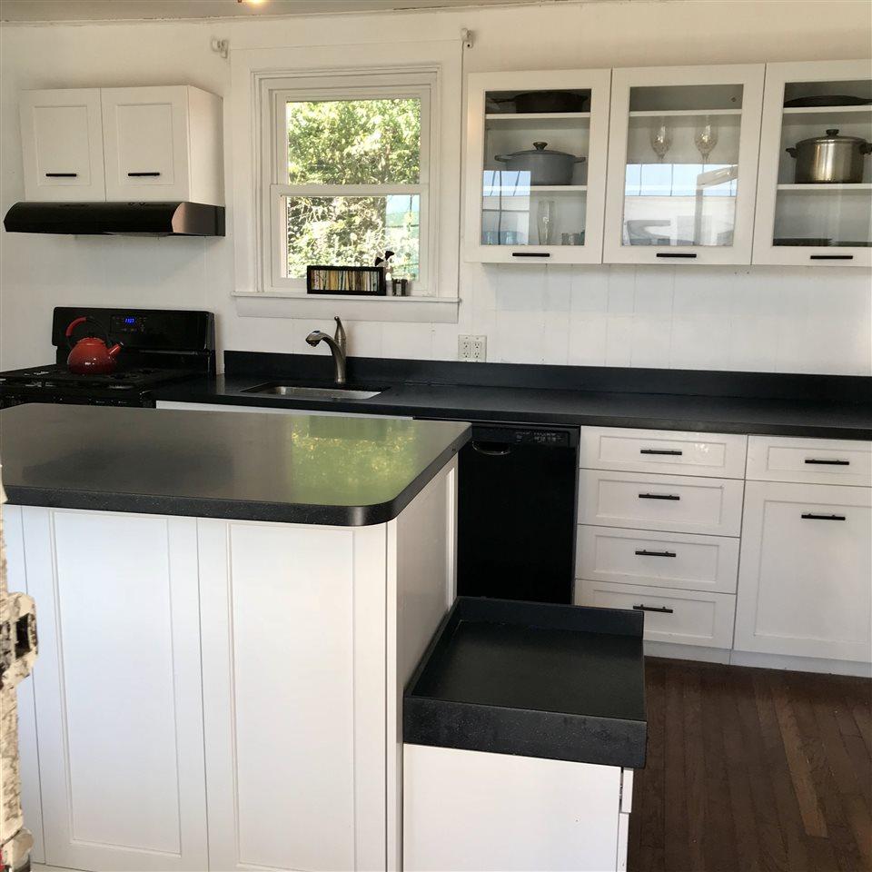 Bright and Beautiful Custom Kitchen