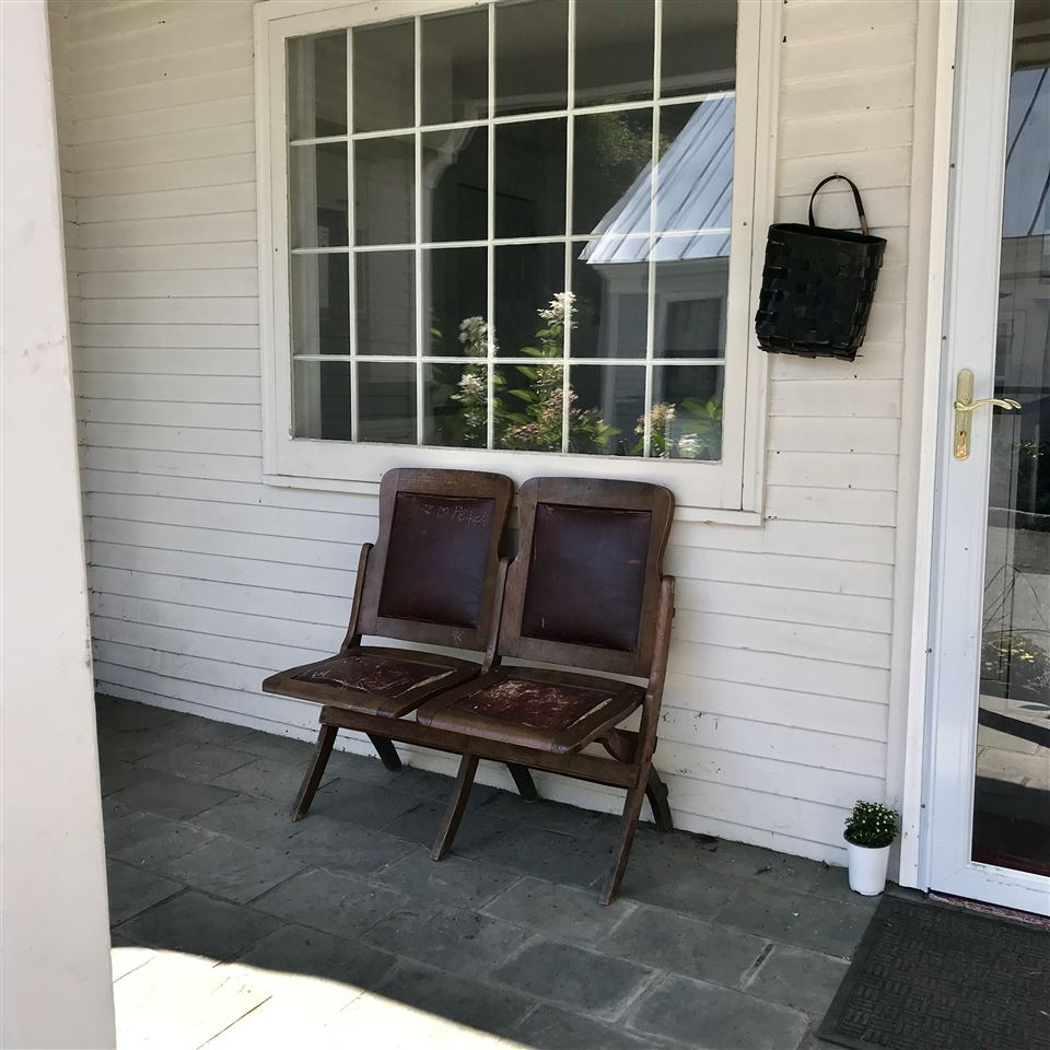 Room on the Porch for Dining
