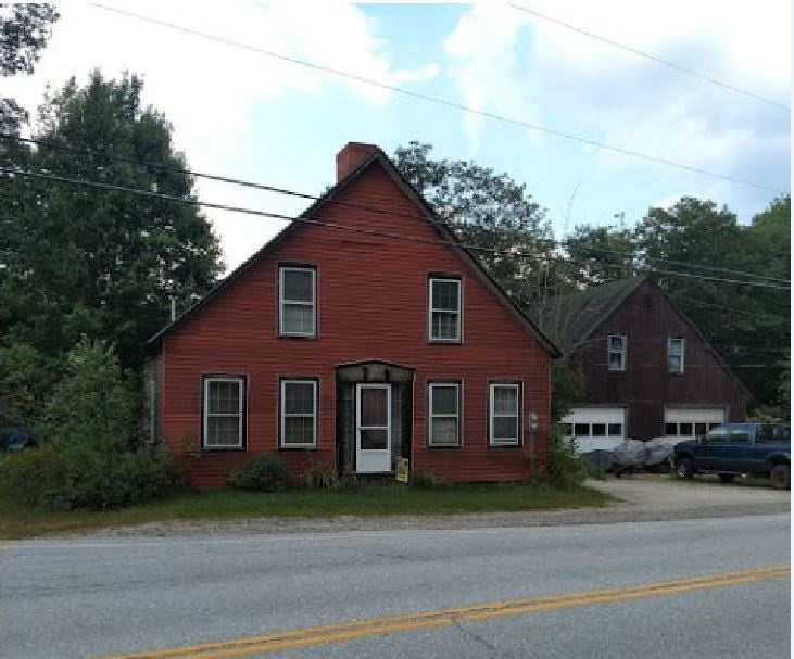 Bennington NH Home for sale $List Price is $125,000