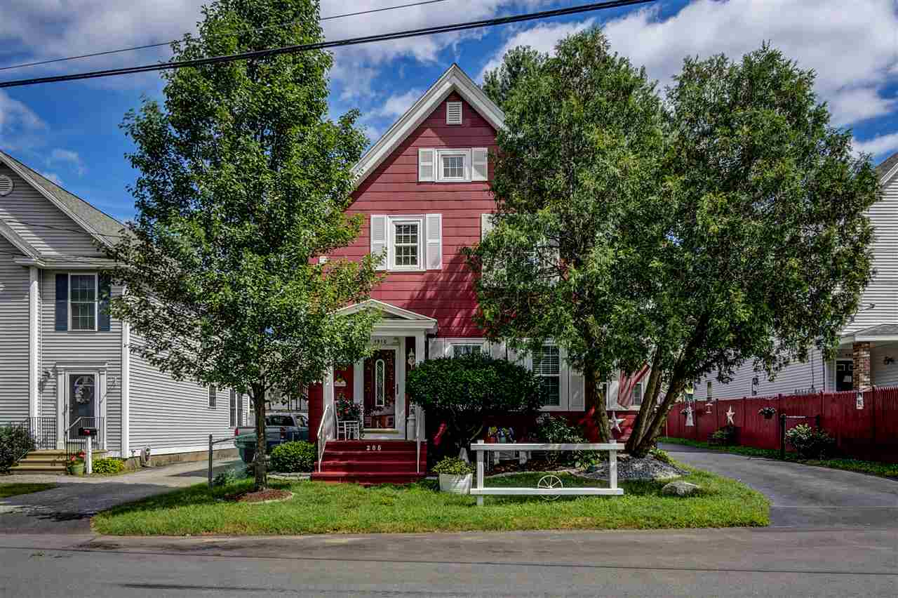 MANCHESTER NH Home for sale $$239,900 | $217 per sq.ft.
