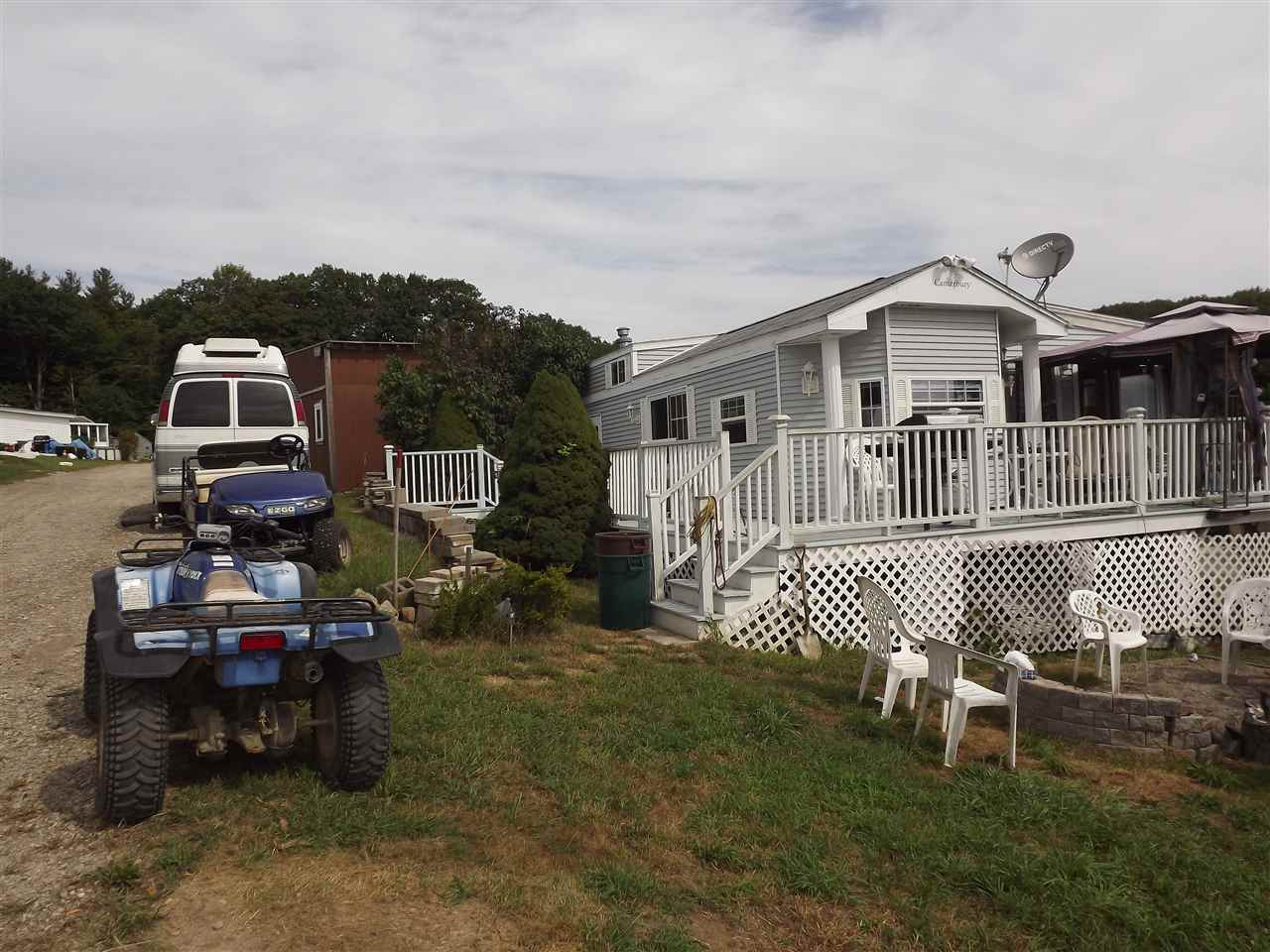 Weare NHMobile-Manufacured Home for sale $List Price is $45,000